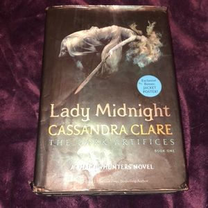 Other - Lady Midnight - The Dark Artifacts